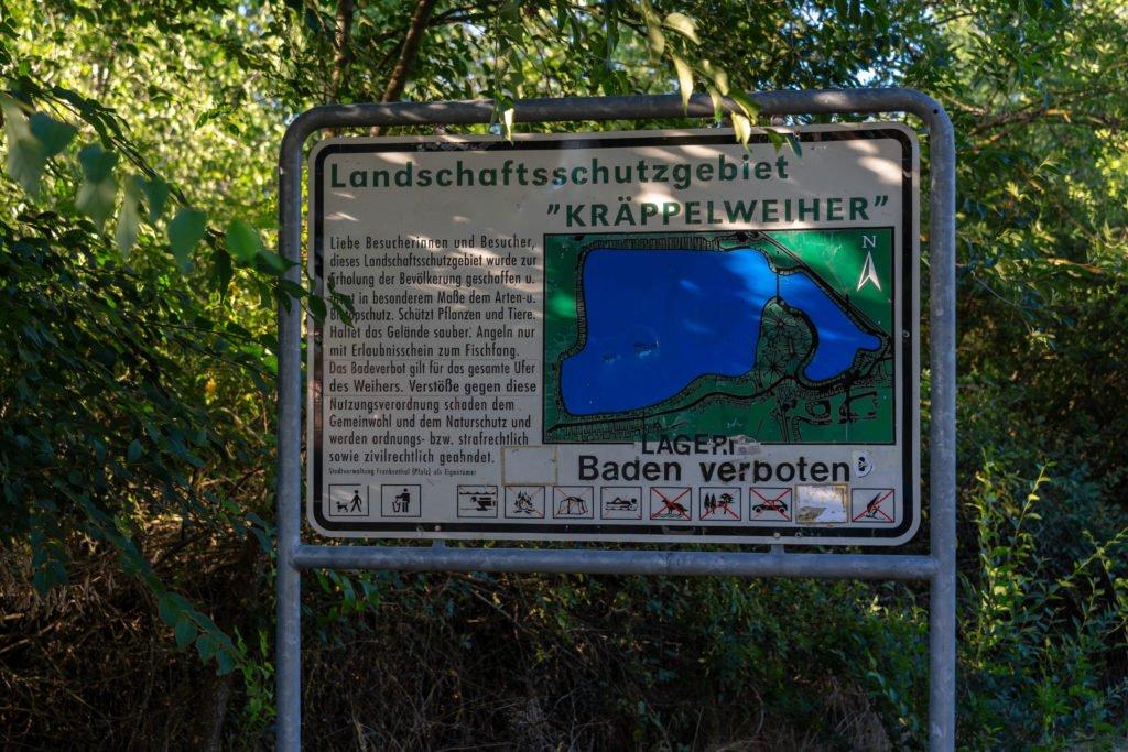 schild-landschaftsschutzgebiet-kräppelweiher