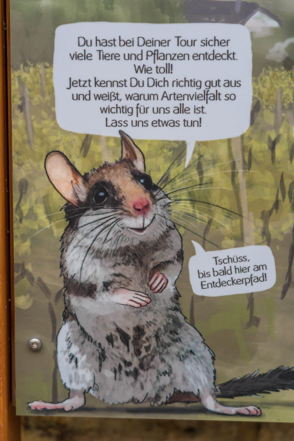 Bea Bilch Naturpfad Flomborn