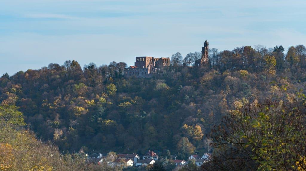 klosterruine-limburg
